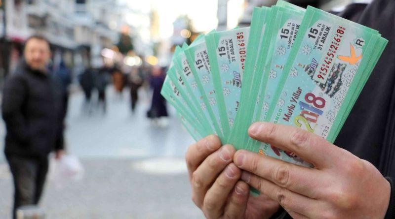 Milli Piyango bileti tarihe karışıyor